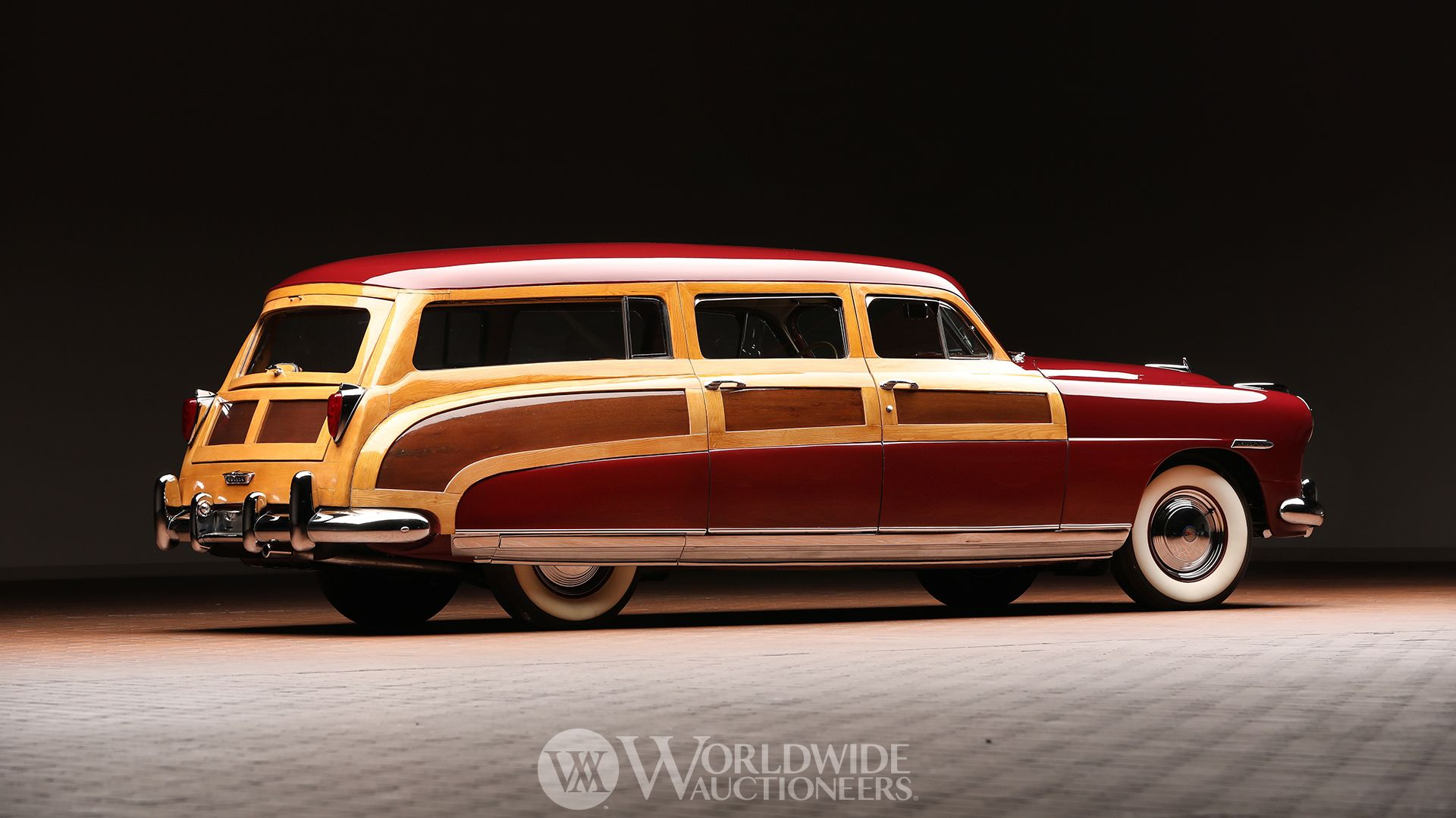 1948 Hudson Commodore Eight Custom Station Wagon | Hostetler\'s ...