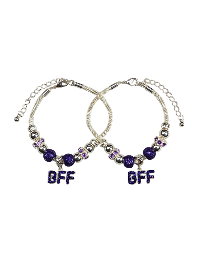 Bff Charm Bracelets Jewelry Justice Going To 3 Sets For Kalyn Annete Lylla Brynn Alexie