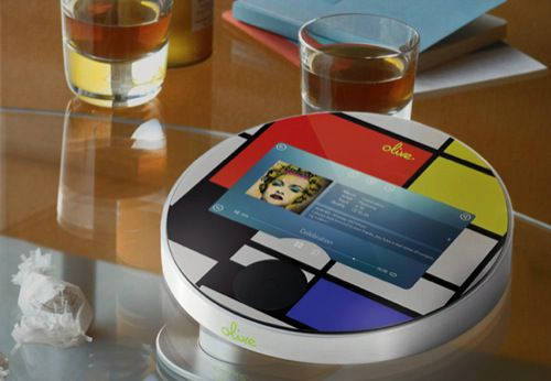 The ONE, an All in One HD Music Player by Olive