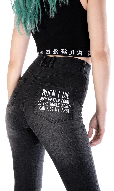 Kiss My Ass Jeans
