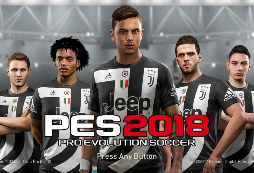 ed2666143b6 PES Mobile 2018 Mod Juventus Apk Data Download