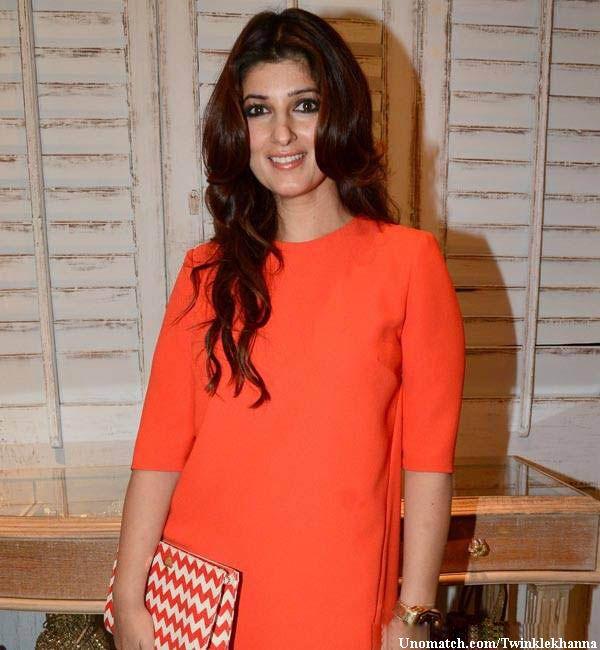 Twinkle Khanna born Tina Jatin Khanna on 29 December 1974 is an