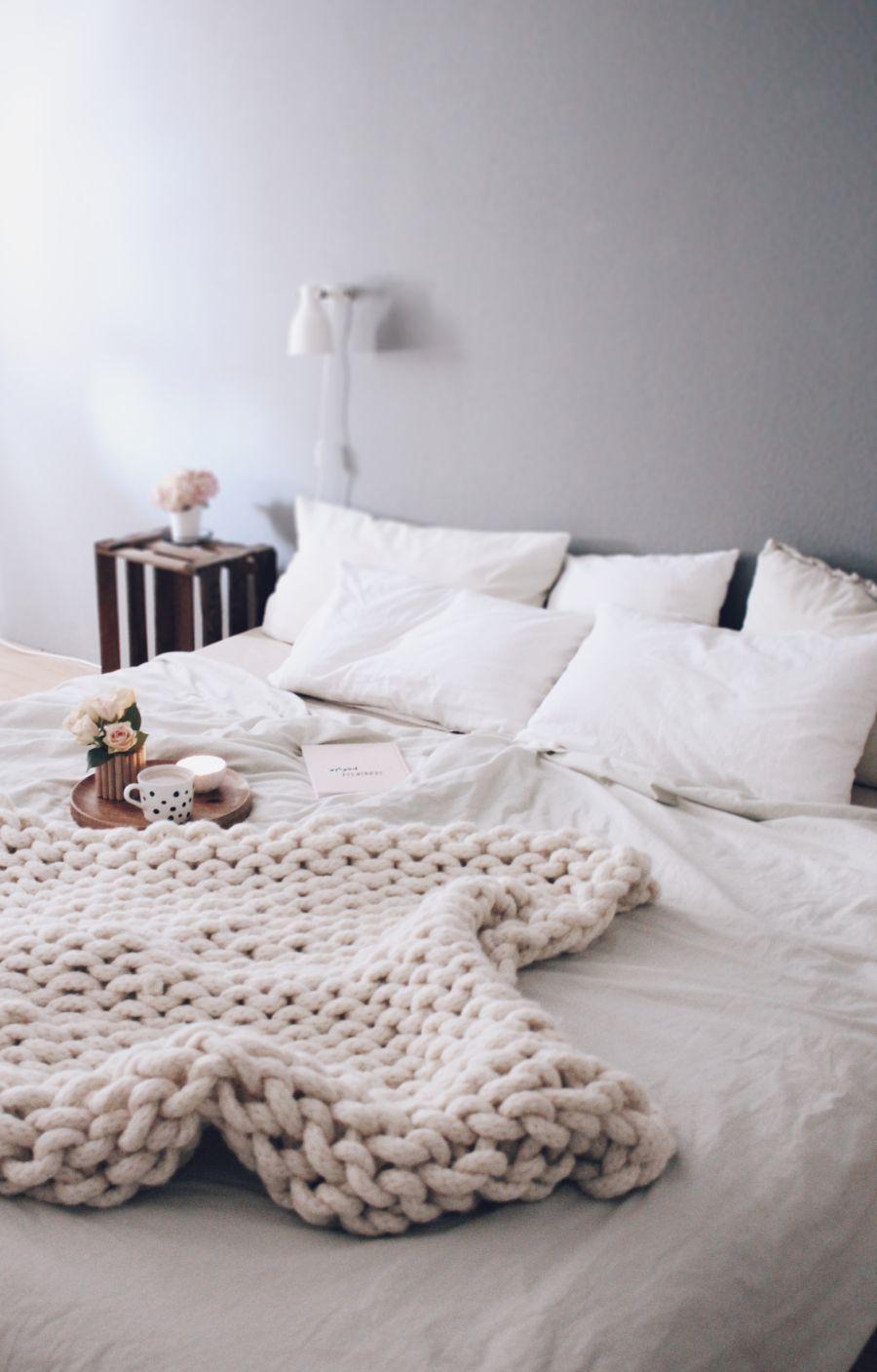 Schlafzimmer Ideen - Kleiner Einblick ins Schlafzimmer ...