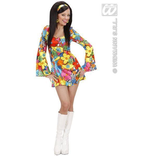Vestidos de moda de los 70