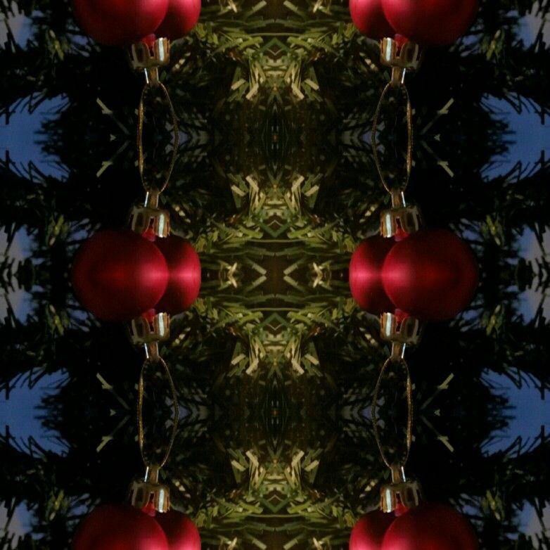 Joulukuusen koriste