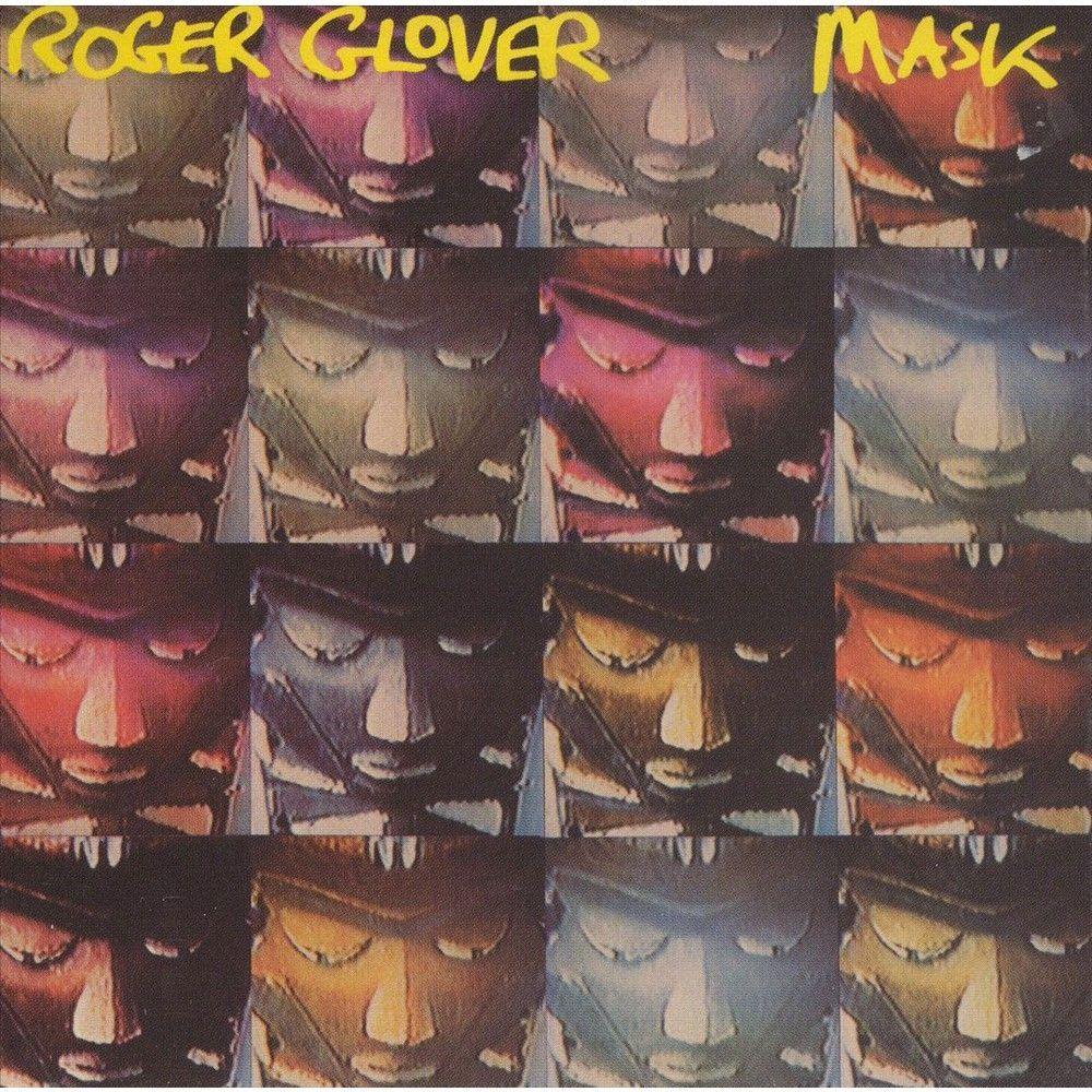 Roger Glover - Mask (CD), Pop Music