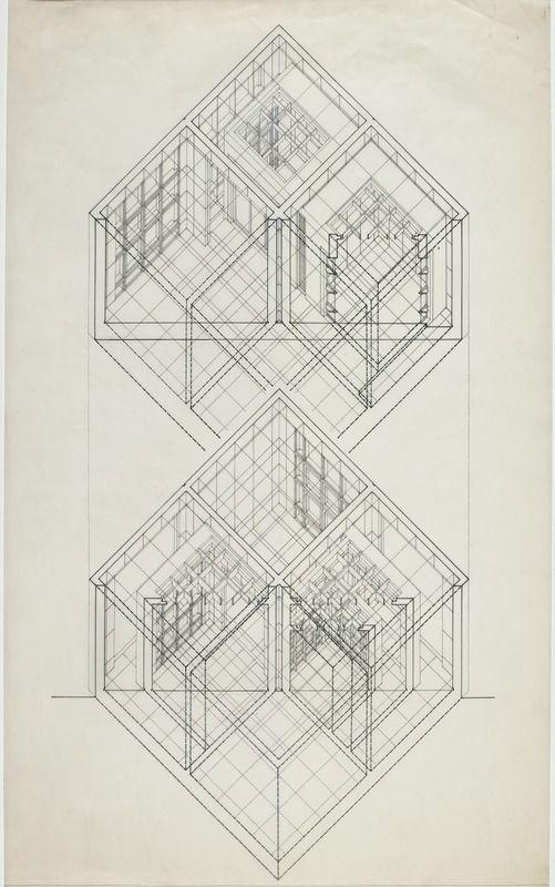 House Within a House, Todoroki Residence, Ichikawa / Hiromi Fujii / 1976