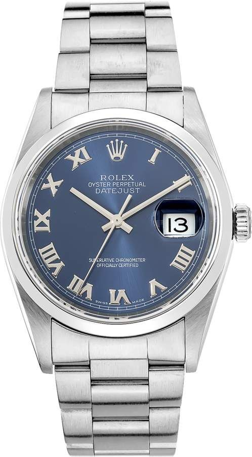 Rolex DateJust 16200 #rolexwatches