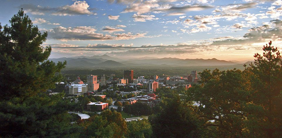 Asheville Vacation Rentals Asheville is a fascinating ...