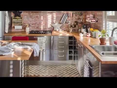 10 Inspiring kitchen design  decorating ideas New Home Decoration