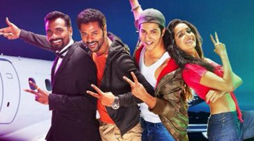 abcd 2 video songs  720p
