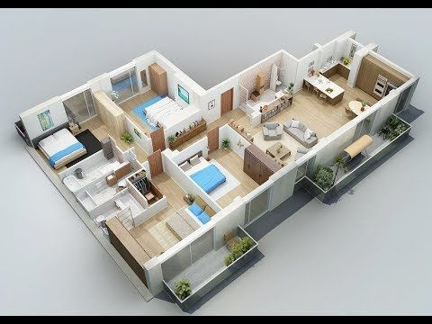 Converts A 2D Autocad Drawing Into 3D   House Builder   Cinema 4D
