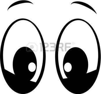 Ojos Caricatura Buscar Con Google Con Imagenes Ojos Para