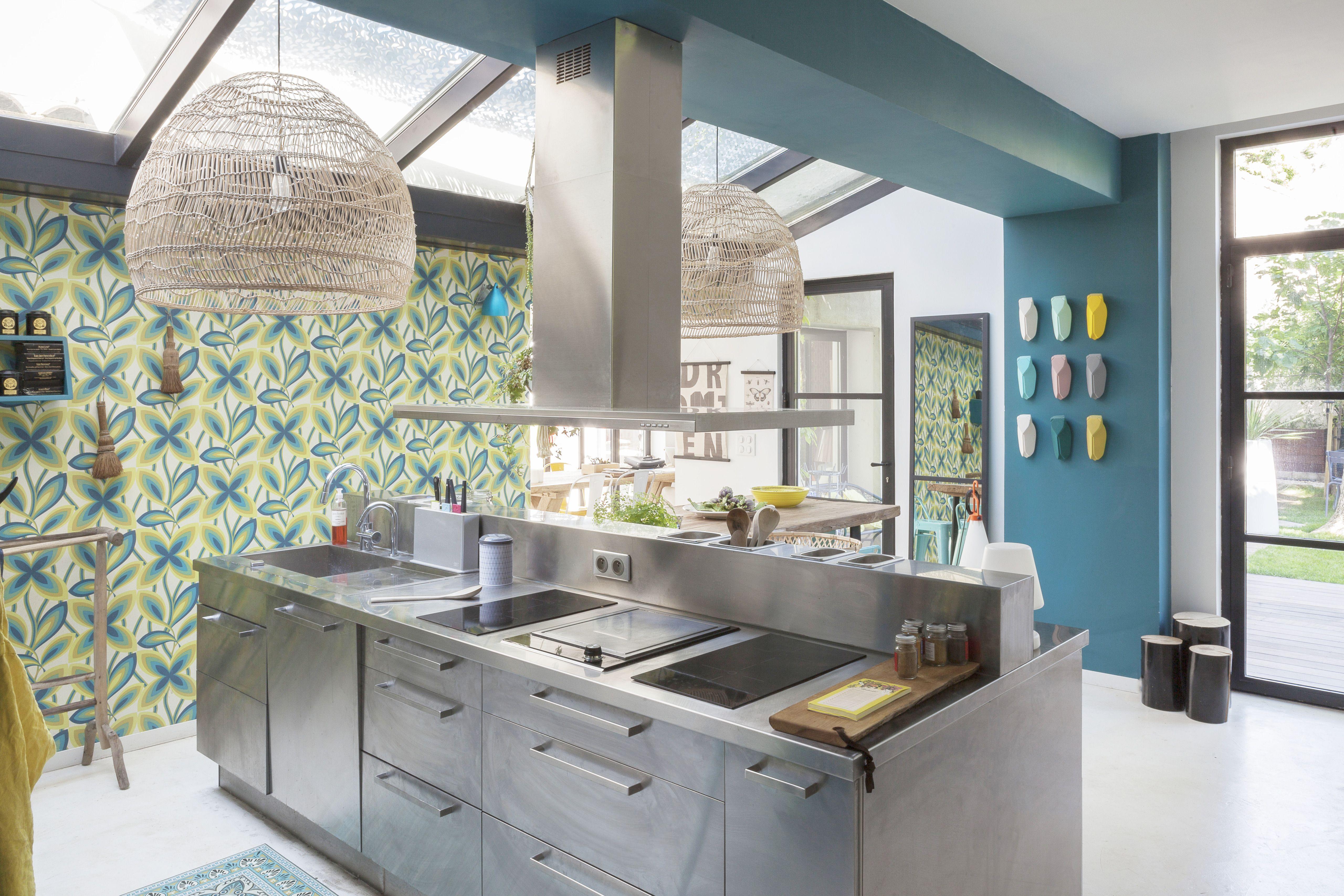 Pin auf Küche mit Kochinsel