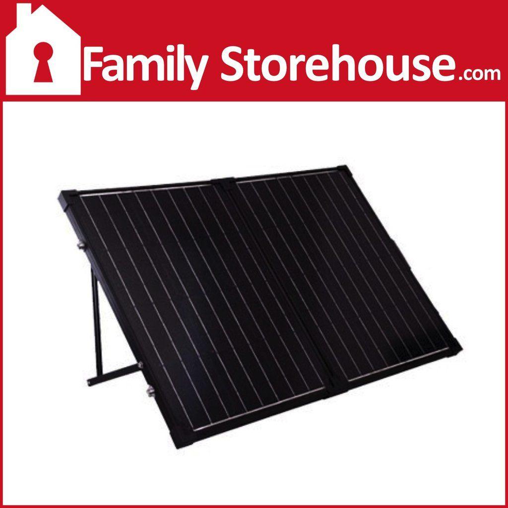 Humless 100 Watt Foldable Solar Panel Fsh Solar Panels Solar Solar Energy