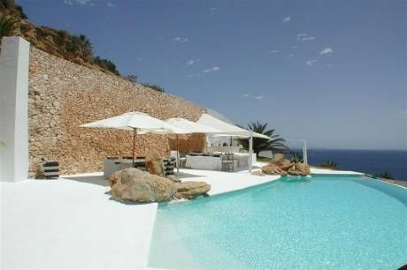 The White House In Ibiza Seaside Living Villa Ibiza