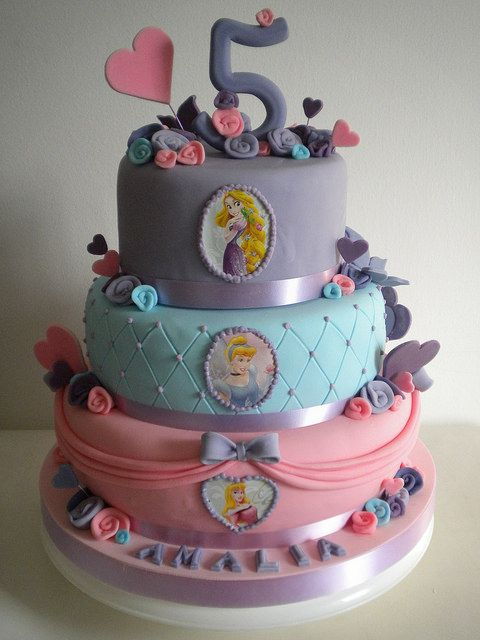 Torta Princesas Disney | Flickr: Intercambio de fotos | Jose ...