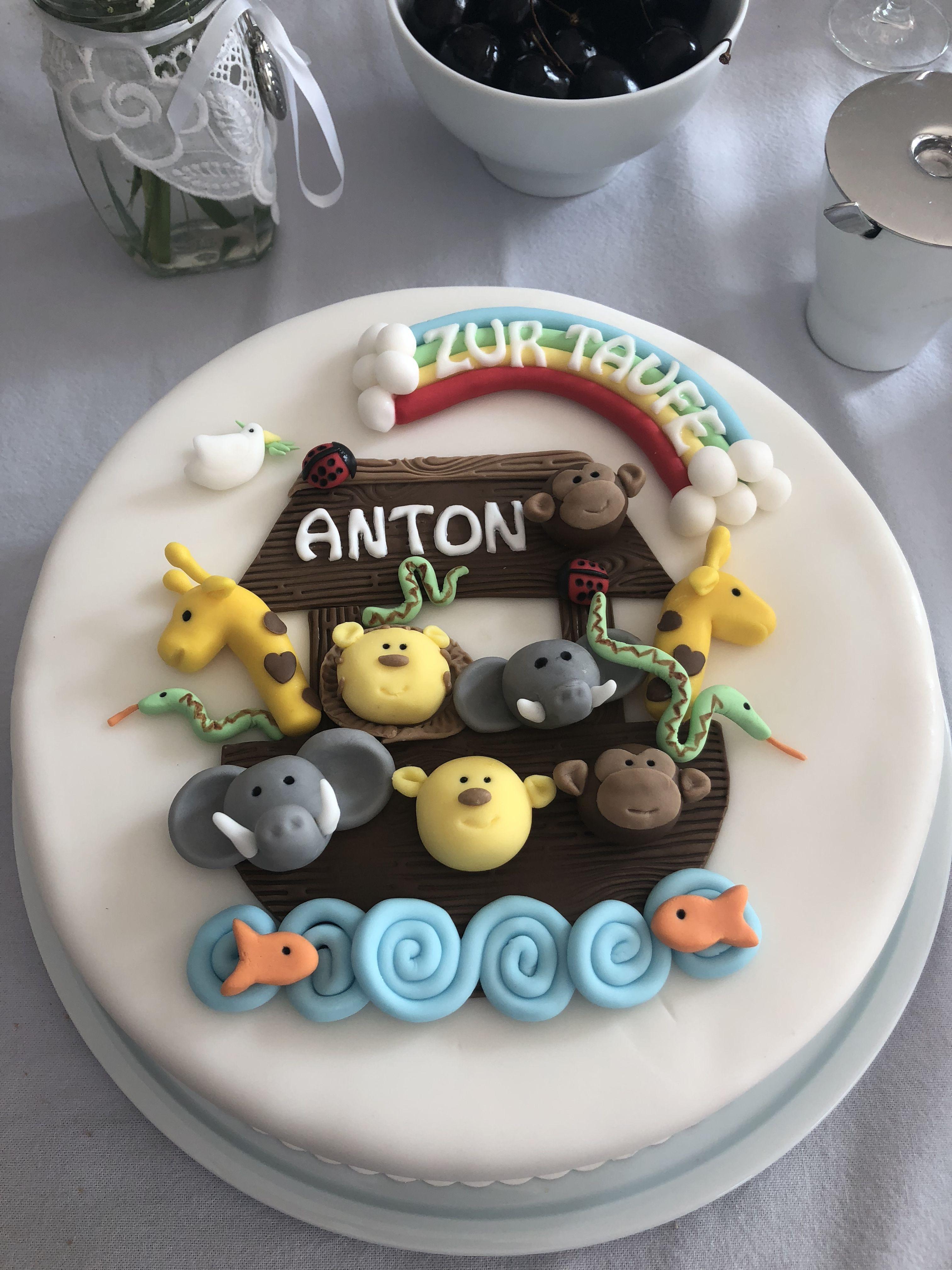 Pin Von Maritza Murillo Auf Kakes Taufe Kuchen Tortendeko