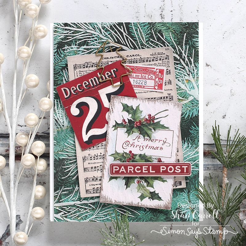 Mint Wishes: Limited Edition Christmas Card Kit Reveal and ...
