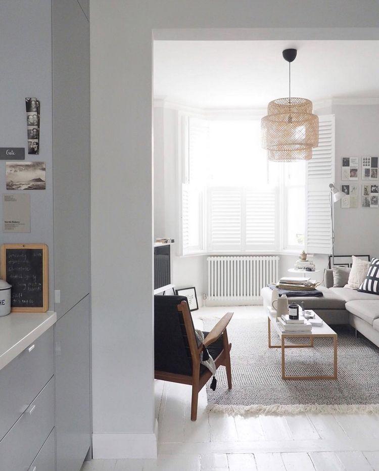 My Scandinavian Home Cate St Hill S Scandinavian Inspired London Oasis Scandinavian Furniture Design My Scandinavian Home Interior Design Styles
