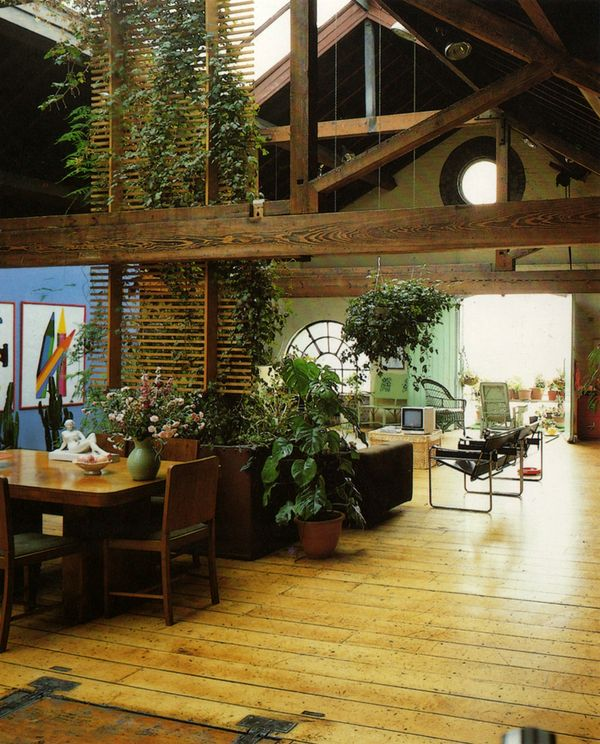 "drydockshop: ""Terence Conran's Decorating with Plants   Susan Conder © 1986 """