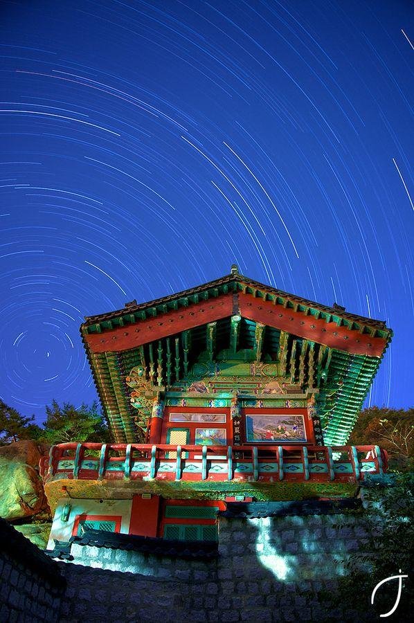 Korean temple 삼천사