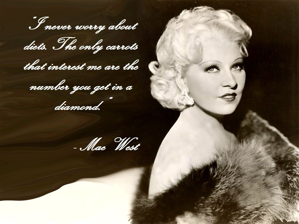 mae west quote - photo #7