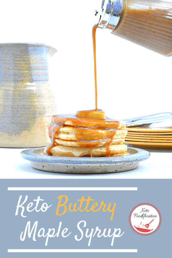 carbs in maple syrup on keto diet