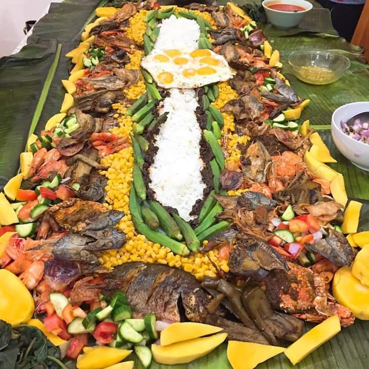 Food, Boodles, Boodle Fight
