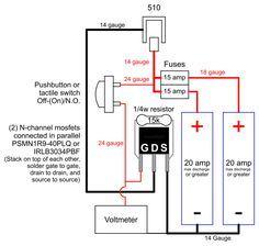diy box mod voltmeter quesion e cigarette forum diy pinterest rh pinterest com Box Mod Wiring- Diagram MOS FET Box Mod Volt Meter Wiring
