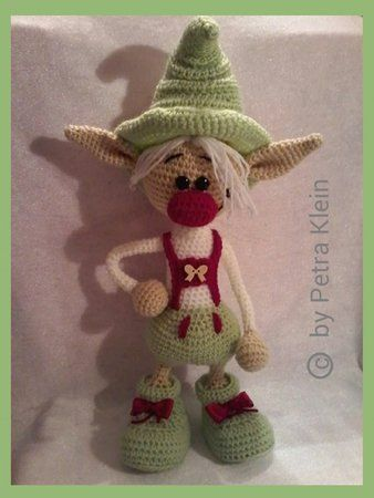 Photo of Kobold häkeln // Deko / Amigurumi häkeln