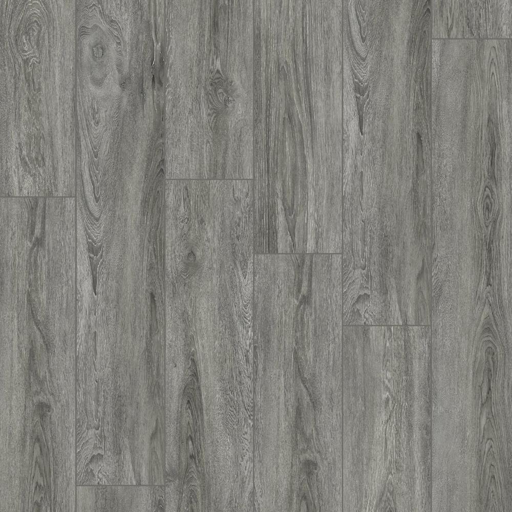 Delta Gray Oak Water Resistant Laminate In 2020 Flooring Vinyl Flooring Moduleo Flooring