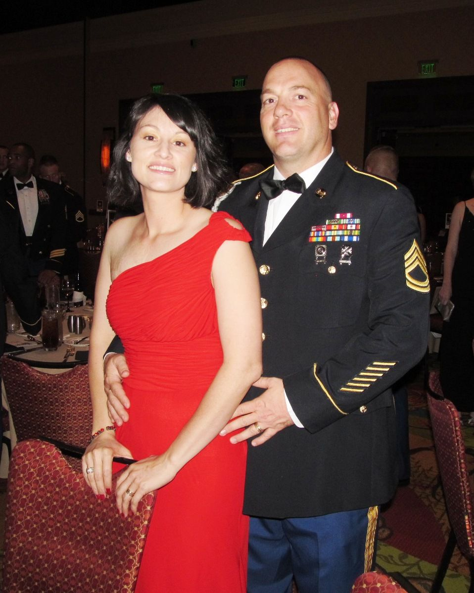 Armed Forces Ball Dresses
