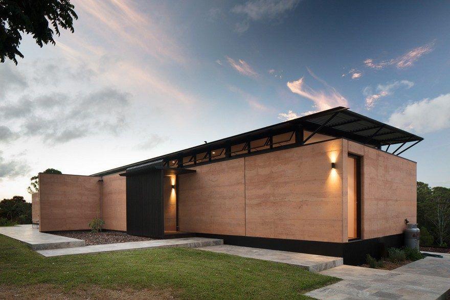 Avonlea House Robinson Architects Kiến Truc