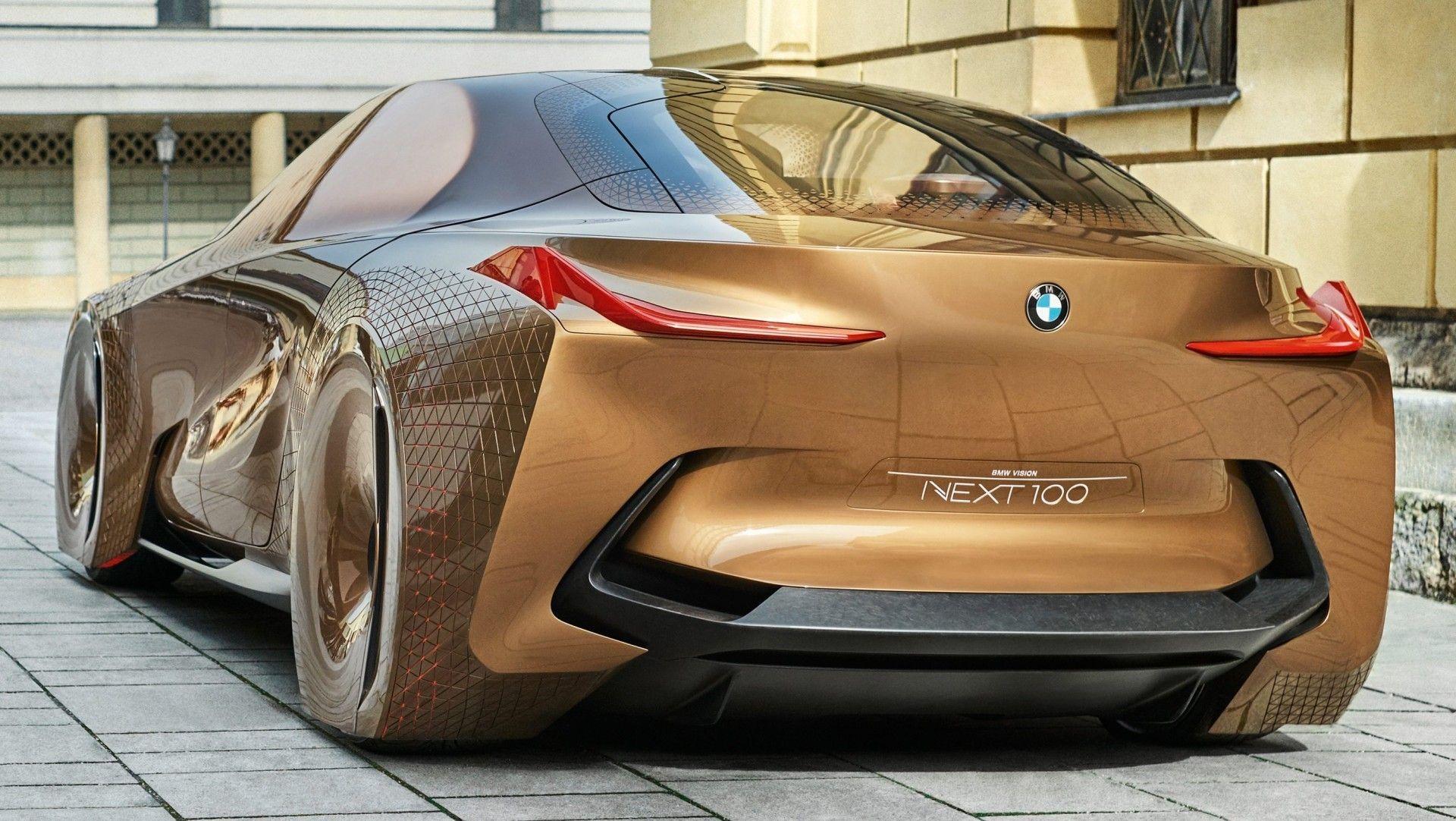 Αποτέλεσμα εικόνας για This is the BMW Vision Next 100!