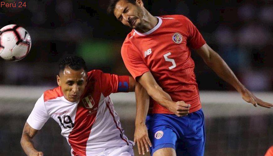 Ecuador y Costa Rica nos ganaron con gol, mientras que