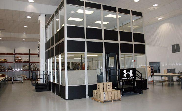 warehouse mezzanine modular office. Warehouse Cubed Consulting Group LLC. In Duluth, GA Mezzanine Modular Office B