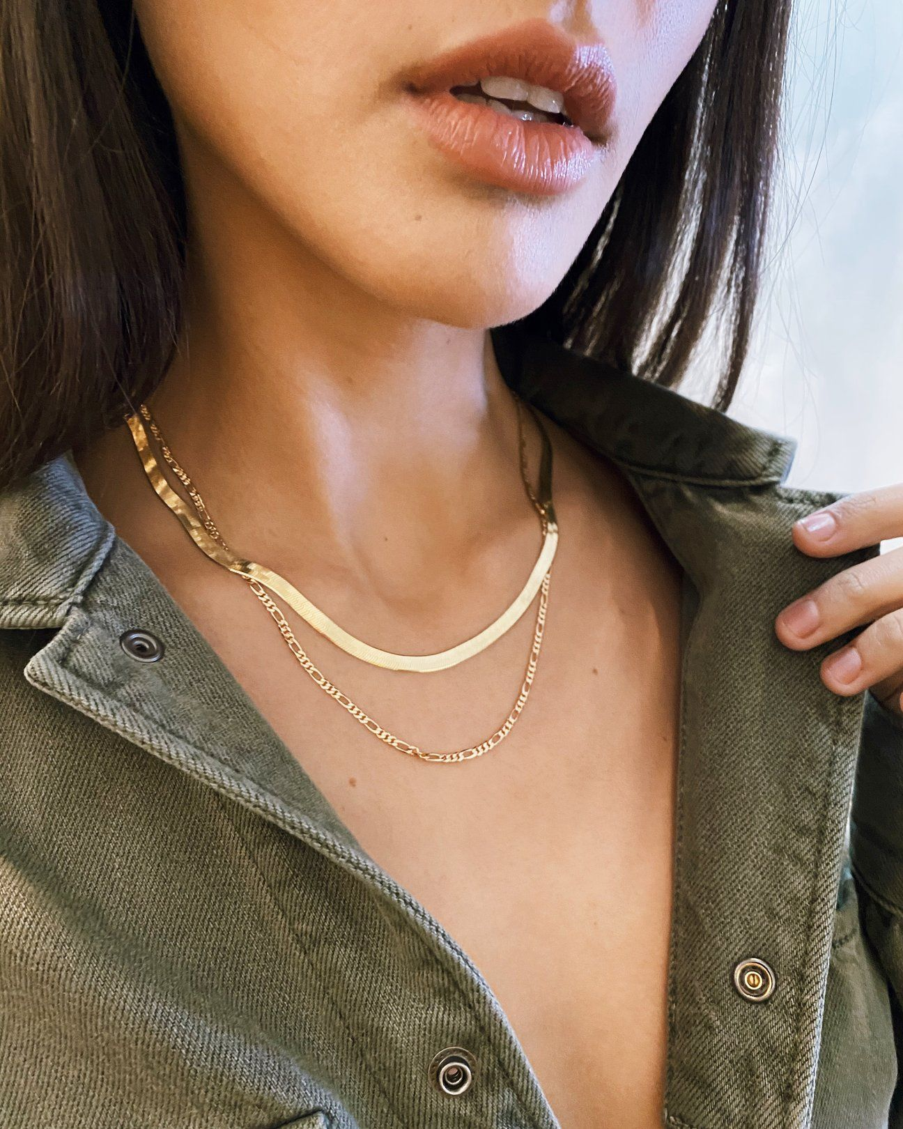 Hayden Chain Necklace 16 Fashion Jewelry Chain Necklace Jewelry