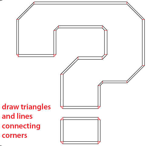 How To Draw A Question Mark Box From Nintendo S Super Mario Bros Drawing Tutorial How To Draw Step By Step Drawing Tutorials Mario Bros Super Mario Super Mario Room