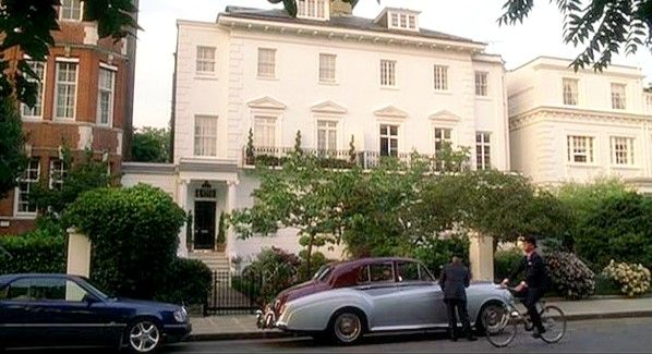 dollhouse inspiration, 23 Egerton Terrace, Kensington, London