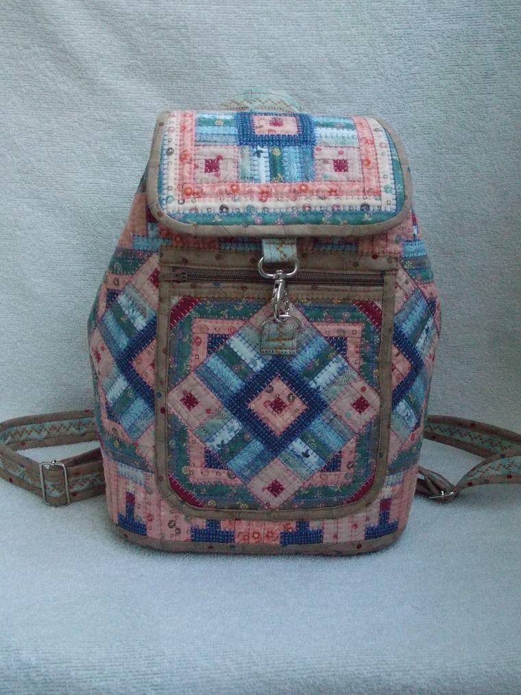 00dd09912f13 Монпансье - маленький рюкзак для любого случая и на каждый день! - Ярмарка  Мастеров - ручная работа, handmade