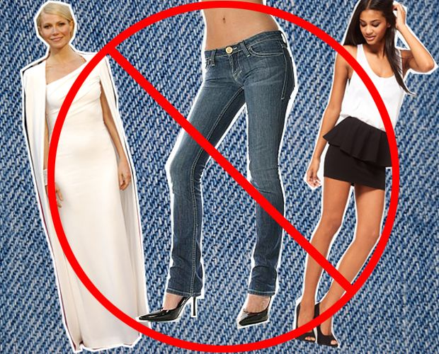 The Ultimate What Not To Wear To A Wedding Leave Your Jeans At Home People What To Wear To A Wedding How To Wear What To Wear