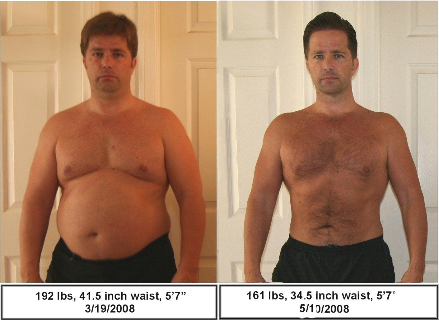 Men: Lose weight effectively with this weight loss program ...