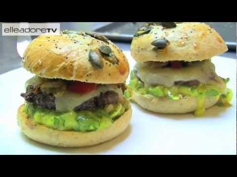 Recette burger par Brice Morvent / Original burger recipie