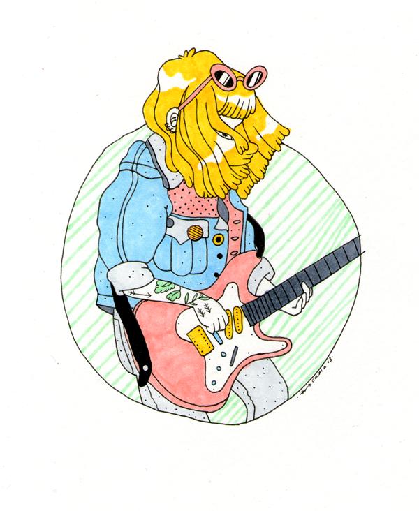 Carla Mcrae Desenhos Ilustracao E Rabiscos