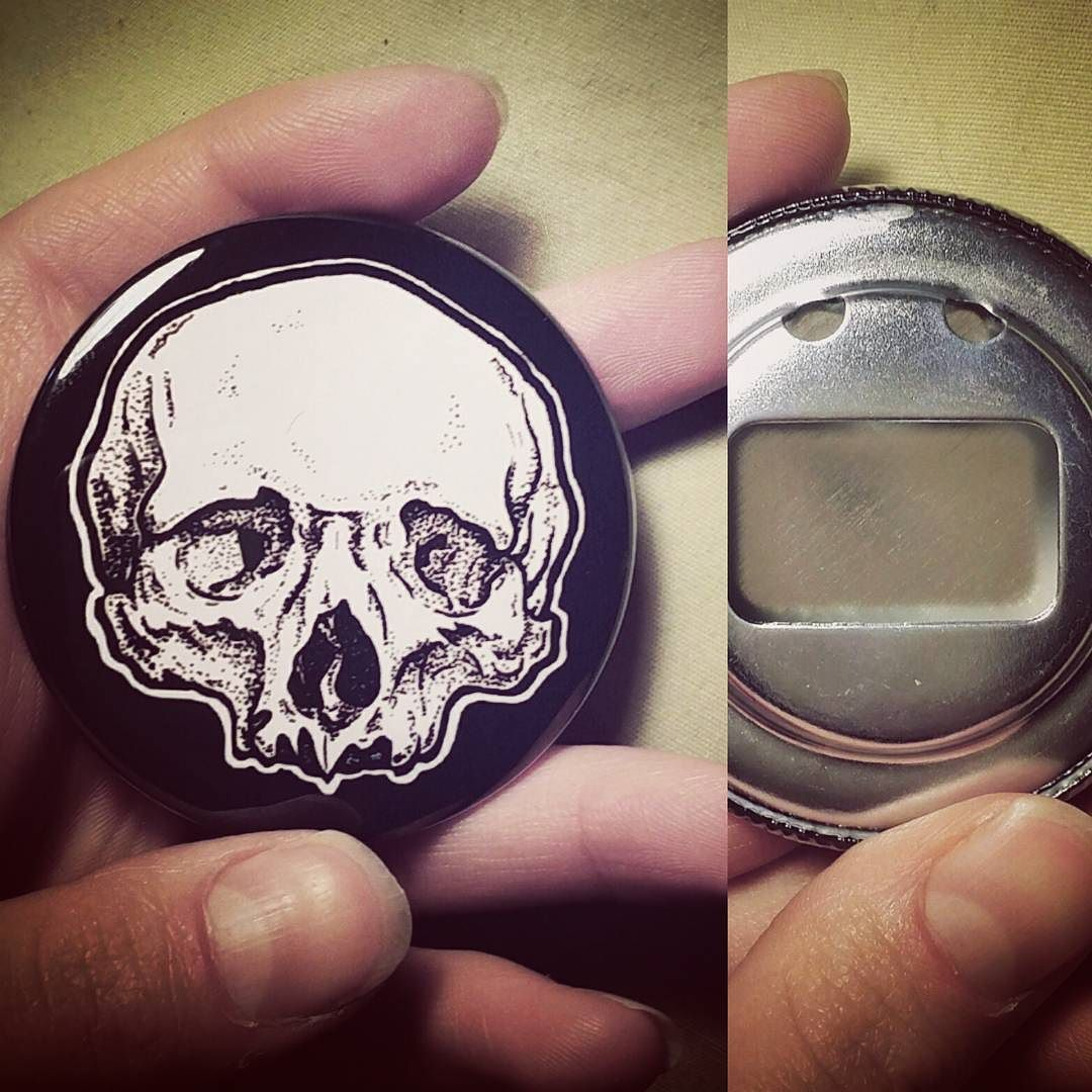 So excited about these skull bottle openers! They work so
