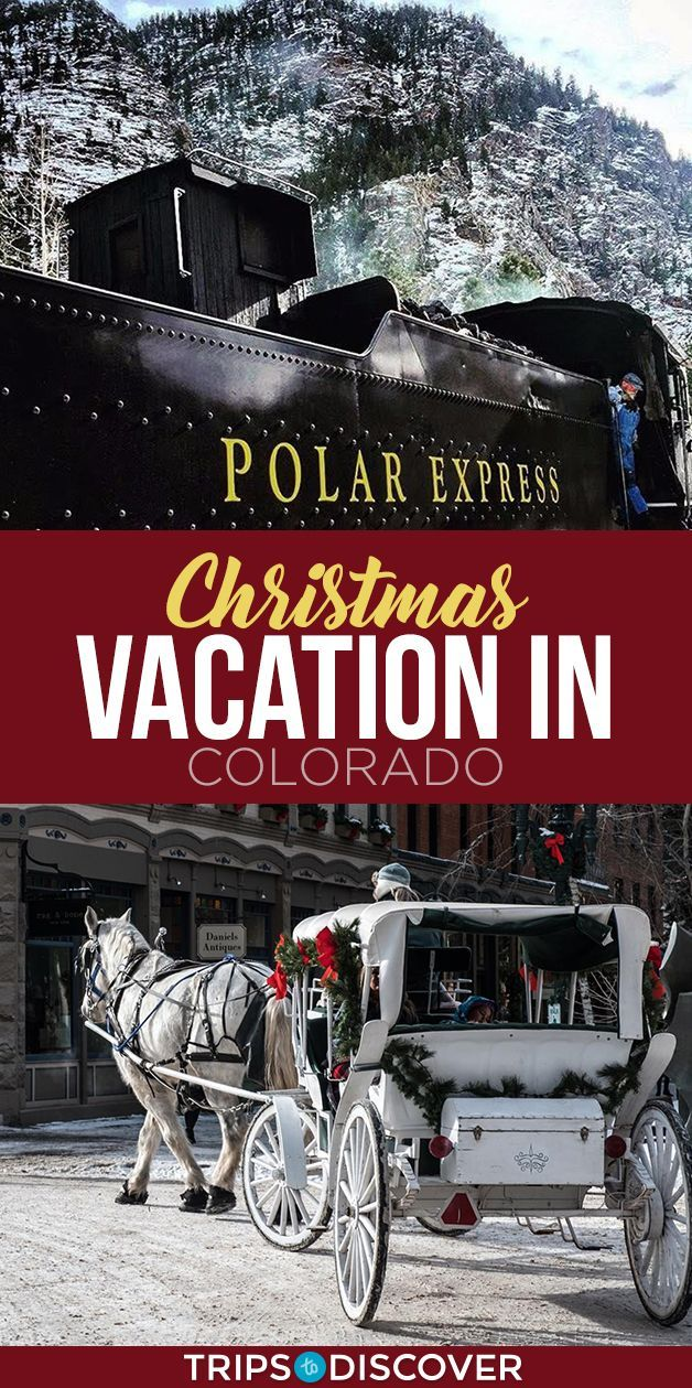 8 Colorado Towns That Are Perfect For a Christmas Getaway