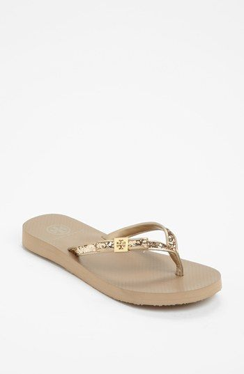 6543fbc1311 Tory Burch  Carey  Flip Flop available at  Nordstrom