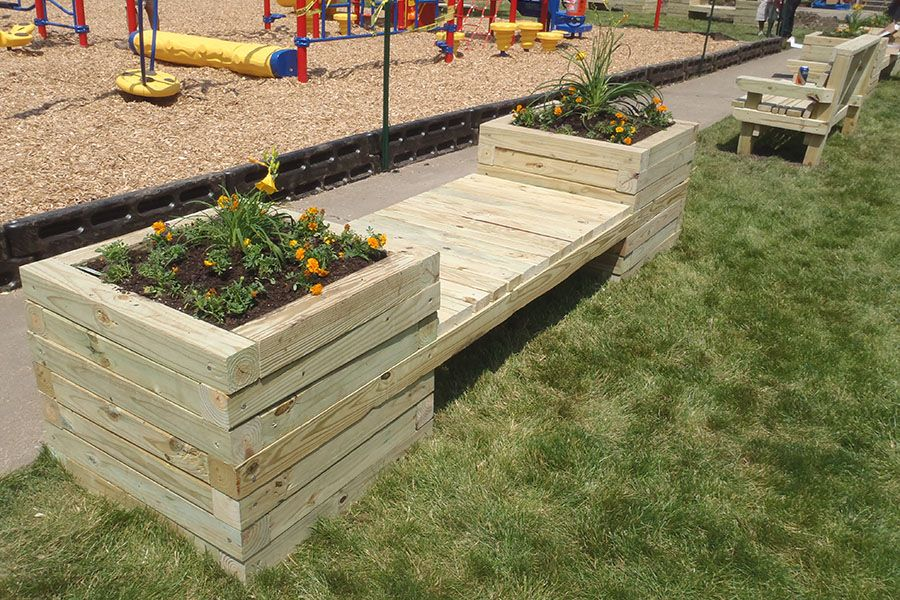 How To Build A Planter Bench Make This Kaboom Favorite