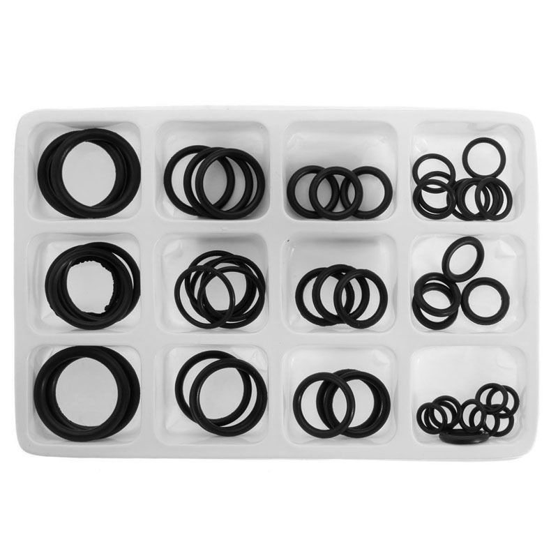 50x Rubber O Ring Gaskets Assorted Sizes Set Kit For Plumbing Tap Seal Sink Thread New Y103 With Images O Ring Sink Plumbing